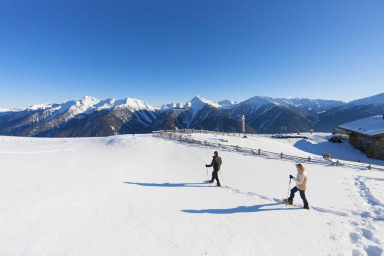 Skigebiet Schwemmalm im Ultental
